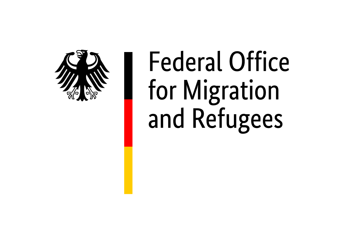 "Logo ""Federal Office for Migration and Refugees"""